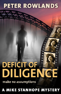 Read sample chapters of Deficit of Diligence (Mike Stanhope Mysteries – Book 2)