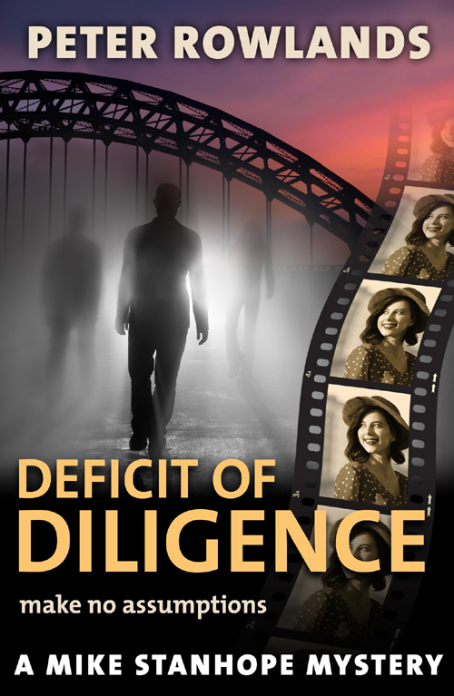 Link to Amazon book page for Deficit of Diligence